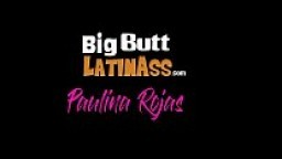 PAULINA ROJAS - BIG BUTT LATINASS HUGE ASS INSTAGRAM: MRSUPREMOPR