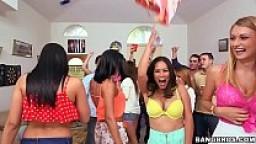 BangBros Pornstars Fuck College Students At Dorm Party (di11862)