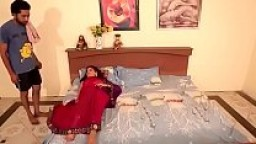Desi Bhabhi Fucked By Servant In Bedroom