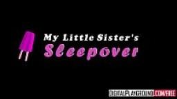 XXX Porn video - My Little Sisters Sleepover