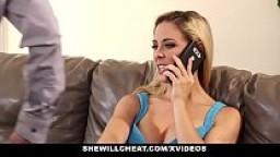 SheWillCheat - Cheating Wife Deepthroats Friends Cock
