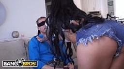 BANGBROS - Sexy Escort Katrina Jade Shows Her Kinky Client Ryan McLane A Good Time