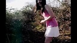 Thai Slut outdoor