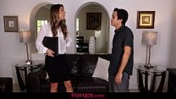 Karups - Tall MILF Tara Ashley Bangs Her Younger Client