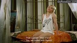 Casting of Lisa Shiralyo as a virgin