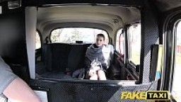 Fake Taxi Czech lady craves a hard cock
