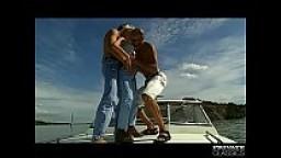 Nicolette, DP'ed in the Love Boat