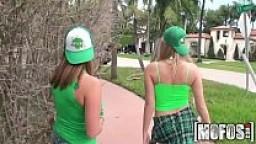 Mofos - Sexy St. Patricks day party
