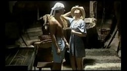 Kristina Enjoys Anal Sex in a Ship
