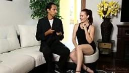 Romantic roleplay turns into cuckold action - Jessica Ryan, Derrick Pierce