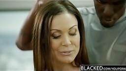 Fitness Babe Kendra Lust Loves Huge Black Cock