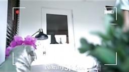 NannySpy Father sweet talks nanny Charity Crawford into fucking him