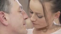 Old Man Fucking Small Tits Teen Girlfriend