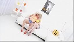 Big butt sluts Blanche Bradburry & Rossella Visconti DAP'ed to the XXXtreme