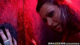 Brazzers - Big Wet Butts -  ZZ TOPless scene starring Nikita Denise & James Deen