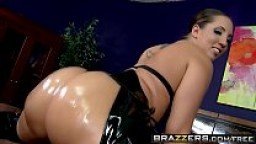 Brazzers - Big Wet Butts - (Kelly Divine)- Creampie On A Divine Ass