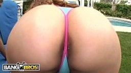 BANGBROS - Aurora Jolie & Catalina Taylor Bring Their Big Bubble Butts To Ass Parade