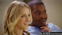 BLACKED Naomi Woods and Karla Kush
