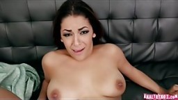 All Natural Latina Offers Anal p4