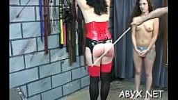 Obedient amateur rough servitude