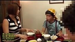 Sexy asian mom loves young boys (Shotacon) Hiroshi Hikawa