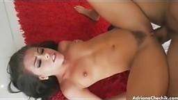 Adriana Chechik Ready For 2 Cocks