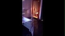 www.girls4cock.com — Teen having fun at the sauna