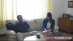 Hana Haruna Gets Ravaged By Her Father-In-Law 00159
