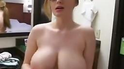 AMANDA LOVE - big tits XL dancing