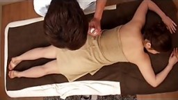 Amateur in Married Woman Oil Massage 3 part 2