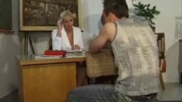 German Teacher Fucks Young Boy