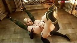 3D Porn Futanari Hentai [UNCENSORED]
