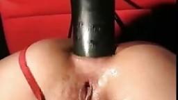 Anal sex machine
