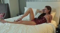 Cuckold rimjob creampie with HOT stepmom MILF-Sofie Marie-4k,60fp,swingers