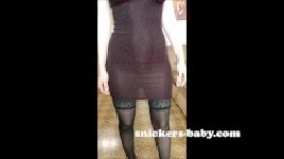 Big ass teen hot sexy girl big tits homemade transparent dres Snickers baby